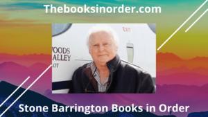 stone barrington books in order, stone barrington