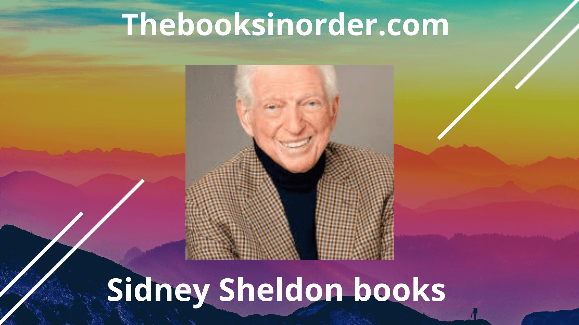 sidney sheldon books in order